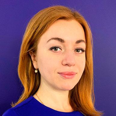 Екатерина Искра