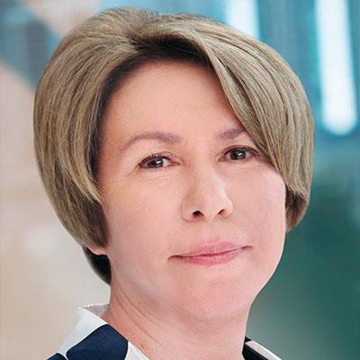 Ирина Минулина