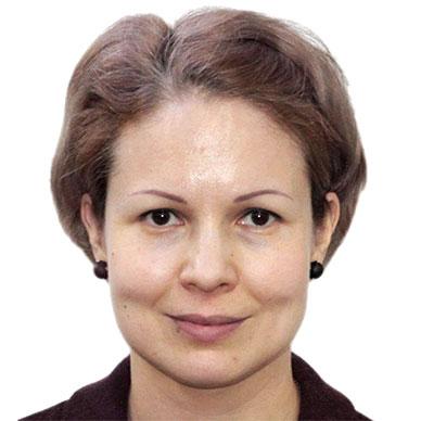 Татьяна Дельмас