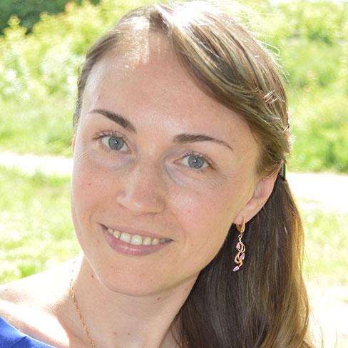 Юлия Котенко
