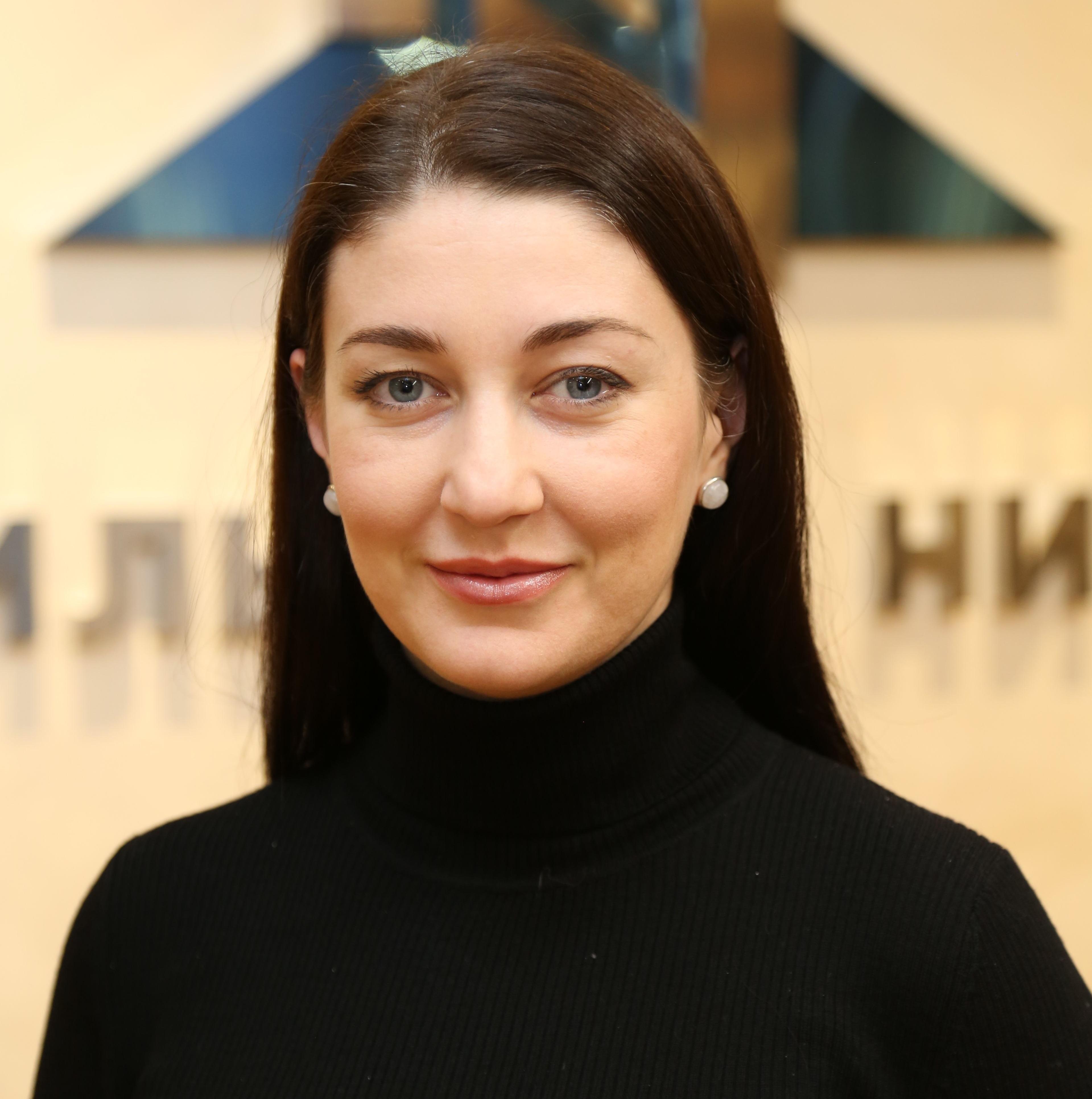 Бэлла Амхадова