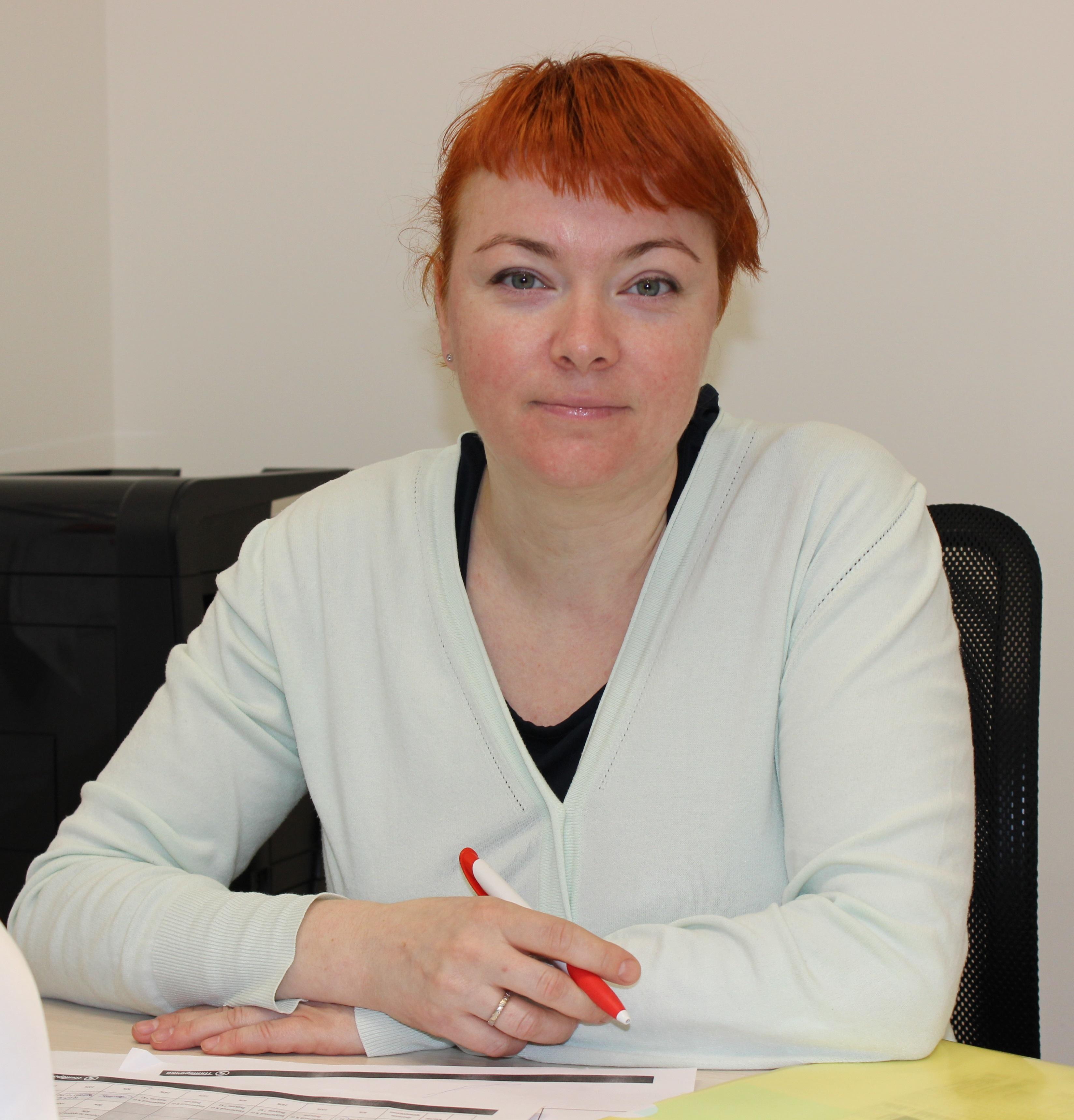 Елена Шепелева