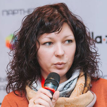 Виктория Горынина