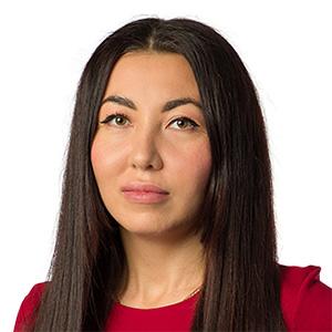 Екатерина Сафрончук