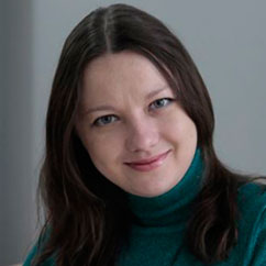 Оксана Евко-Ковязина