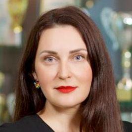 Людмила Боровкова