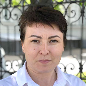 Анна Гарьянова