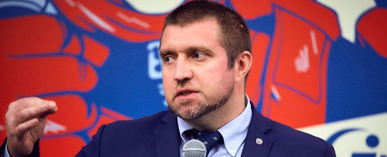 Всероссийский форум по электронной коммерции Онлайн торговля, Потапенко на форуме
