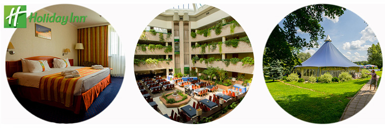 Летний клуб персональных ассистентов 2016, Holiday Inn Moscow Vinogradovo