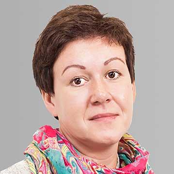 Надежда Жуковская