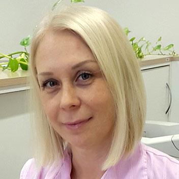 Наталия Волейник